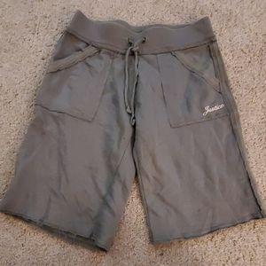 Girls Justice long shorts